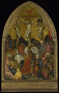Barnaba da Modena, 'Crucifixion ', ca. 1375