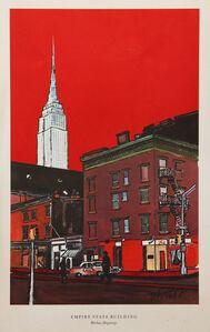 Burhan Dogançay, 'Empire State Building', 1964