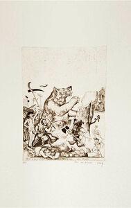 Theo Van de Goor, 'Bruun staat gevangen'