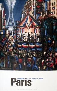 Marcel Gromaire, 'Paris', 1964