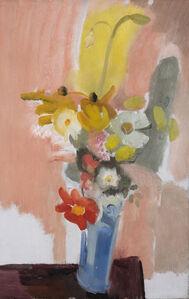 Ivon Hitchens, 'Still Life, Flowers in an Interior ', ca. 1940