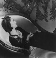 Horst P. Horst, 'Coco Chanel'