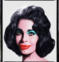 David LaChapelle, 'Amanda as Andy Warhol's Liz Taylor', 2003