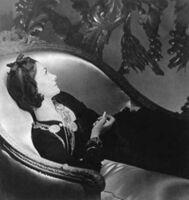 Horst P. Horst, 'Coco Chanel, Paris', 1936