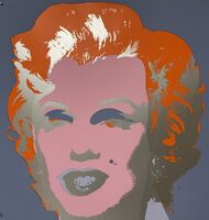 Andy Warhol, ' Marilyn', 1980