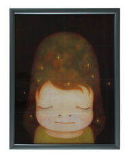Little Star Dweller (Large and very rare vintage fold-out poster)