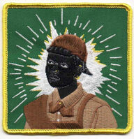 Kerry James Marshall, 'Scout Series embroidered patch: Brownie', 2017