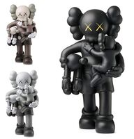 KAWS, 'KAWS Clean Slate Complete Set of 3 ', 2018