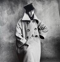 Irving Penn, 'Schiaparelli Coat'