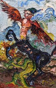 Peter Dean, 'Centaur and Flower ', 1970