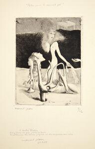 Marcel Jean, 'Peche pour le sommeil jeté', 1935