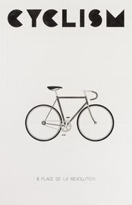 Charles Avery, 'Untitled (Cyclism)', 2010