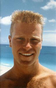 Jack Pierson, 'Eric in Miami, '89', 1997