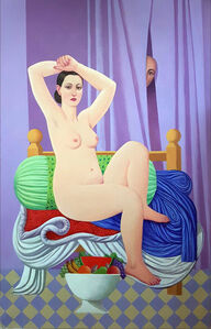 Faisel Laibi Sahi, 'Untitled 7', 2017