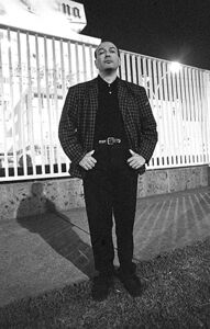 Harry Gamboa Jr., 'Juan Garza, Film Director', 1996