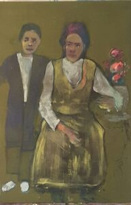 Shahram Karimi, 'Mother and Kid', 2016