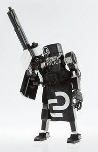 Ashley Wood, 'World War Robot: Caesar, Nightwatch', 2011
