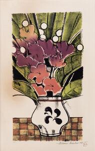 Aldemir Martins, 'Vaso de Flor', 1984