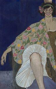 Enrico Prampolini, 'Dancer', 1910-20