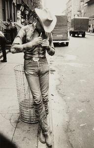 Robert Frank, 'Rodeo - New York City', 1954