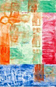 Andrea Belag, 'New Moon', 1990