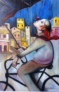 Zaca Oliveira, 'Contemplação', 2014