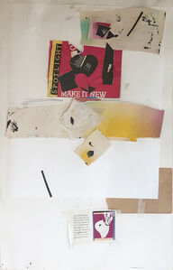 Raymond Saunders, 'Untitled Collage ', ca. 1970s