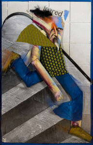 Adam Neate, 'He just doesn't click', 2007