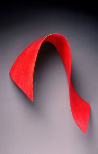 Nancy Sansom Reynolds, 'Red Loop', 2003
