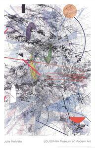 Julie Mehretu, 'Easy Dark', 2007