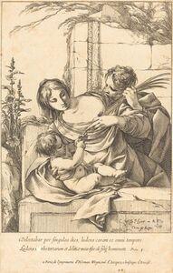 Laurent de La Hyre, 'The Holy Family', 1639