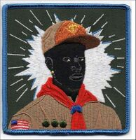 Kerry James Marshall, 'Scout (Boy) for Museum of Contemporary Art, Los Angeles ', 2017