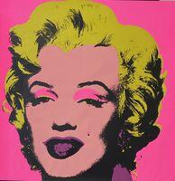 Andy Warhol, '(after Warhol), Marilyn Monroe', 1970