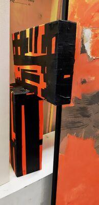 Trojan Horse RKG, installation view