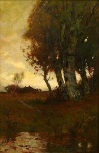 Charles Melville Dewey, 'Sunset After Rain', ca. 1895