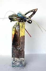 "Duane Paul, '""Untitled Abstract Arrangement""- Mixed Media Sculpture ', 2010-2019"