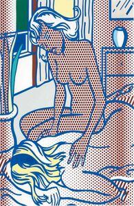 Roy Lichtenstein, 'Two Nudes, State I (Corlett 285)', 1994