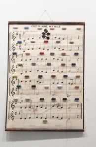 Jiří David, 'Cos mnie ma mila, from the cycle Folk Songs', 2013-2014