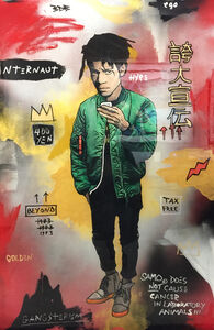 The Producer BDB, 'Basquiat', 2016