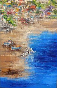 Roberto Di Viccaro, 'Case di mare ', 2019