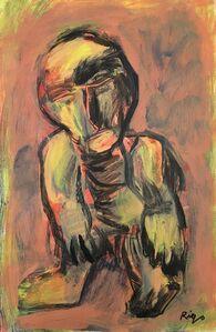 Rigo (José Rigoberto Rodriguez Camacho), 'Abstract Figure', 2018