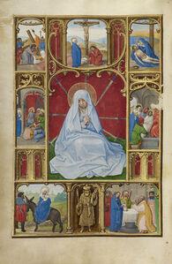 Simon Bening, 'The Seven Sorrows of the Virgin', 1525-1530