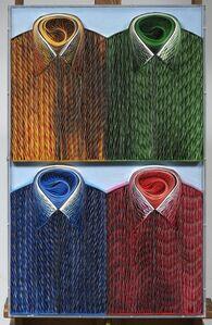 Pavlos, 'Quatre chemises', Undated