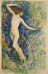 Francis Luis Mora, 'Dancing Nymph', ca. 1922