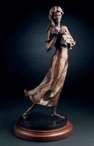 Zachary Oxman, 'Mother and Child'