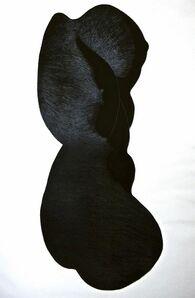 Giacomo Porzano, 'Silhouette', 1972