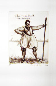Theo Van de Goor, 'Heer Van Lummen'