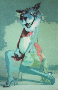 Shonagh Adelman, 'Lily La Tigresse', 2013