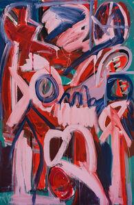 Dick Watkins, 'Fallen Idol', 1997