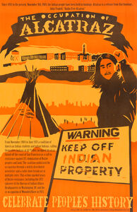 Josh MacPhee, 'The Occupation of Alcatraz', 2006